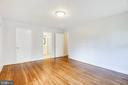 Master bedroom - 6801 GRANBY ST, BETHESDA