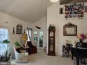 Formal living room french doors to family room. - 745 & 747 MERRIMANS LN, WINCHESTER