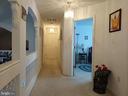 Upper hallway overlook. - 745 & 747 MERRIMANS LN, WINCHESTER