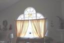 Decorative back window. - 745 & 747 MERRIMANS LN, WINCHESTER