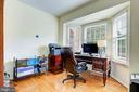 Main Floor Den/Study/Office - 8606 SHORTHILLS CT, CLINTON