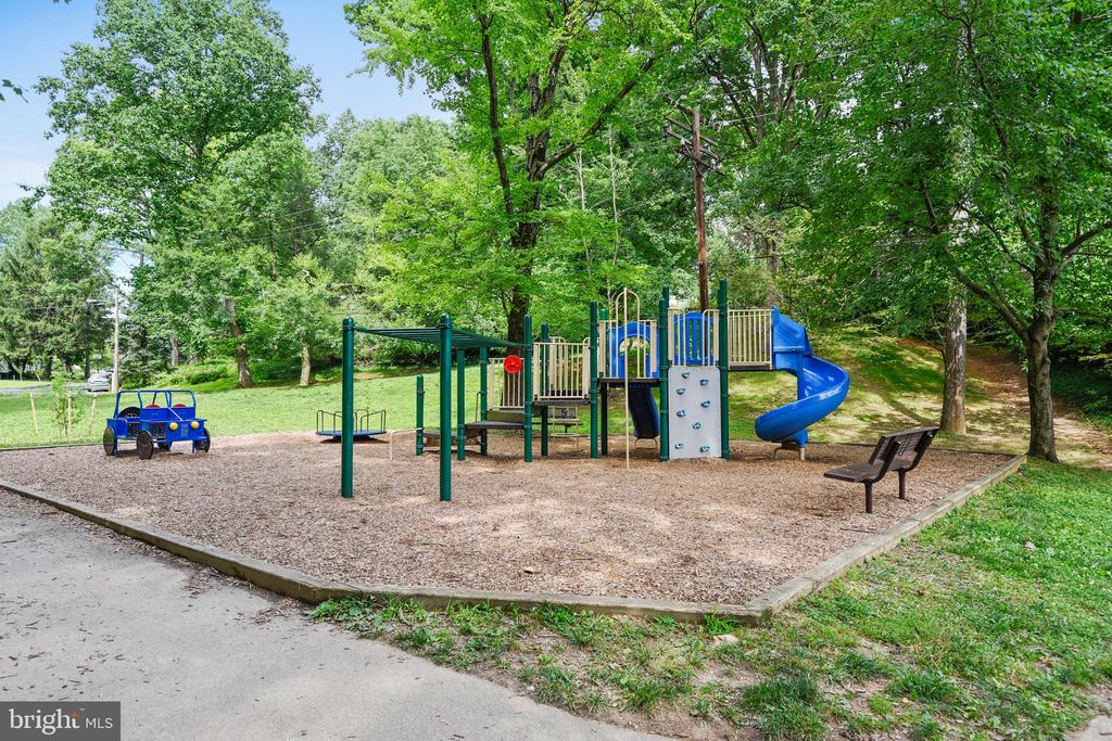 Community tot lot - 900 MCCENEY AVE, SILVER SPRING
