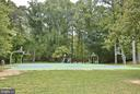 Community basketball court - 900 MCCENEY AVE, SILVER SPRING