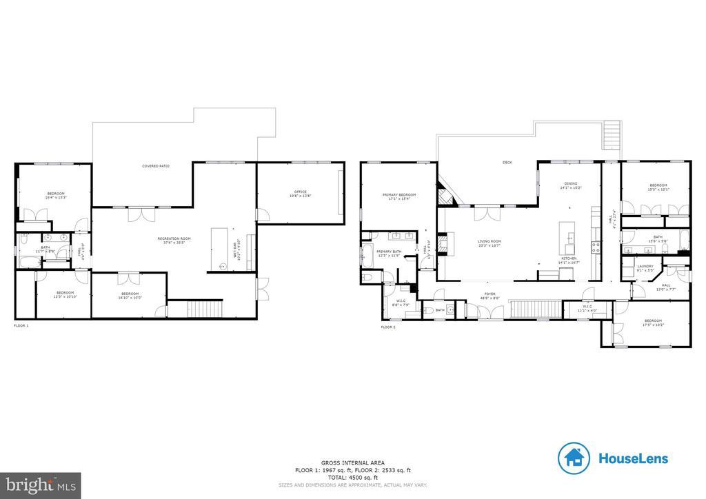 Floor Plan - 3341 KAETZEL RD, ROHRERSVILLE