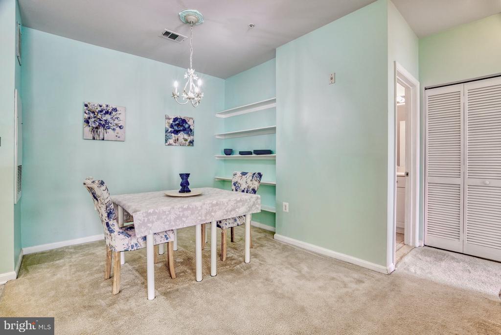 Dining Room - 11381 ARISTOTLE DR #10-210, FAIRFAX