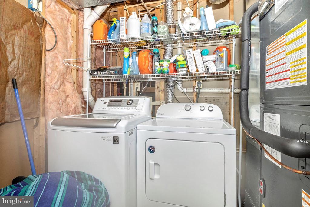 Laundry Room - 218 WESTVIEW DR, THURMONT