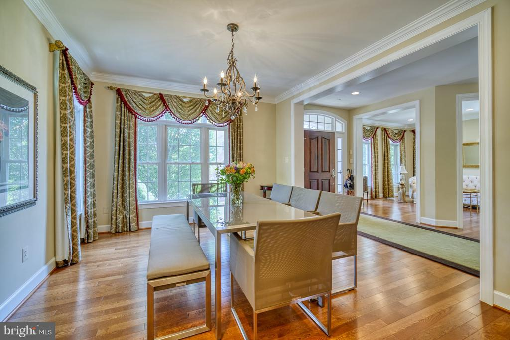 Gorgeous Hardwood Floors - 42416 RINGNECK PL, BRAMBLETON