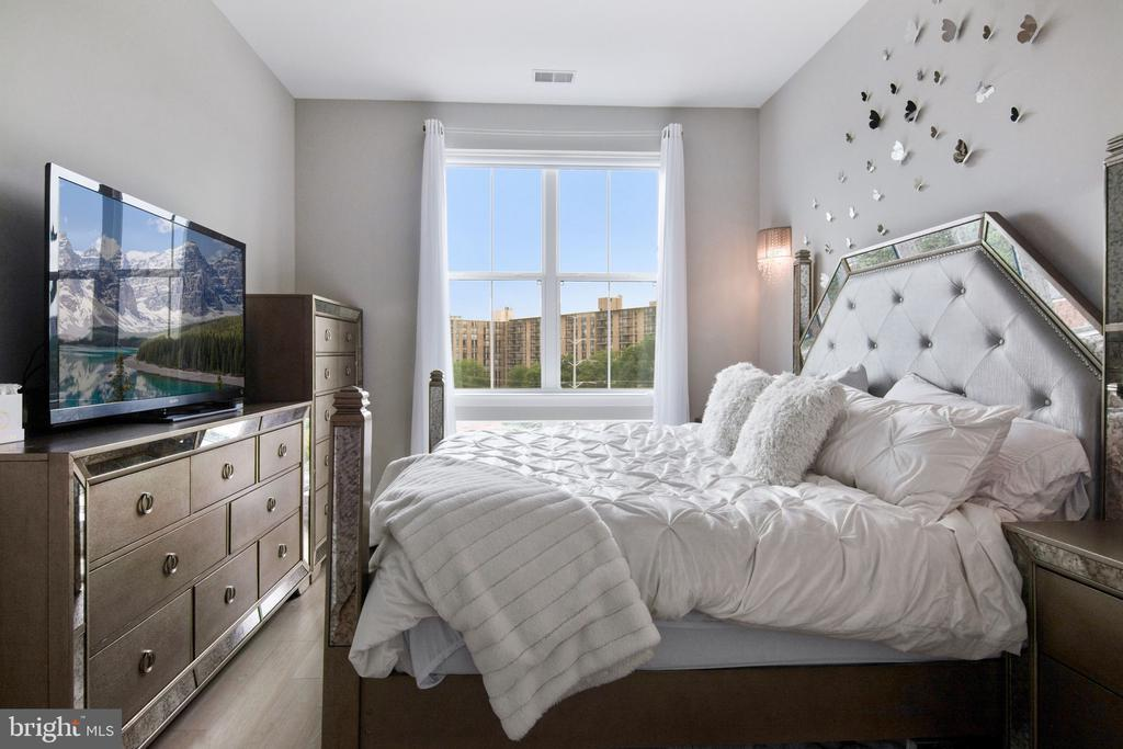 Bedroom - 989 S BUCHANAN ST #421, ARLINGTON