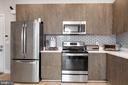 Upgraded Kitchen - 989 S BUCHANAN ST #421, ARLINGTON