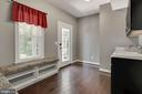 Mud room with garage and exterior door access - 37 DONS WAY, STAFFORD