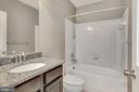 Basement full bathroom - 37 DONS WAY, STAFFORD