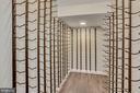 Beautiful wine cellar in basement - 37 DONS WAY, STAFFORD