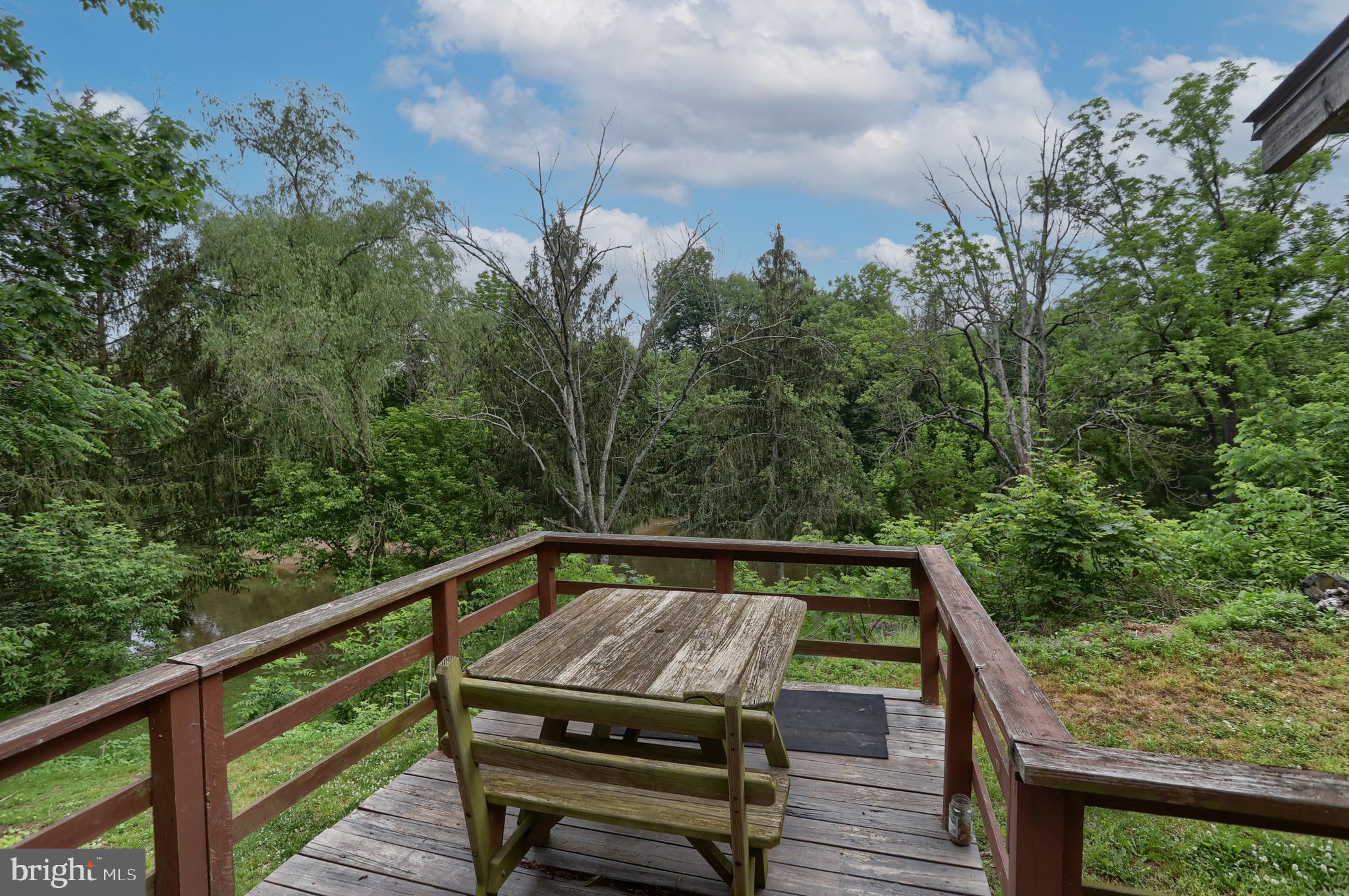 Deck With Scenic Overlook