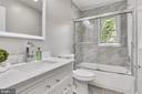 Main level full bath - 1948 SEMINARY RD, SILVER SPRING
