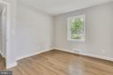 Bedroom #1 - Main level - 1948 SEMINARY RD, SILVER SPRING