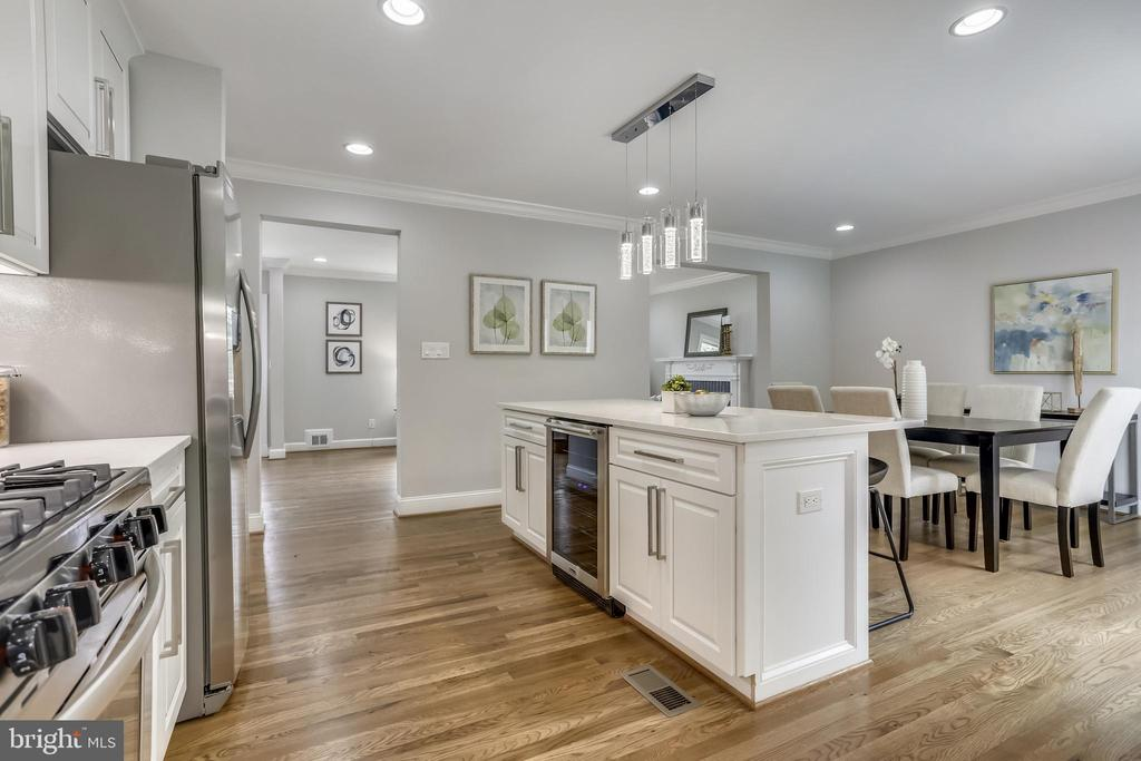 Open concept at best! - 1948 SEMINARY RD, SILVER SPRING