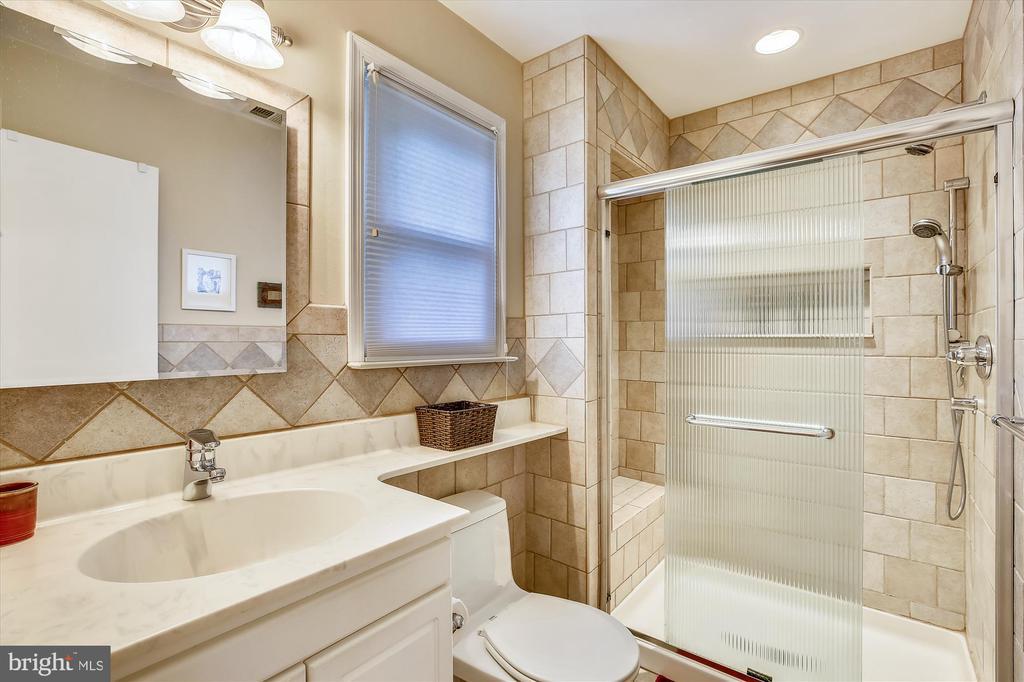 Primary Bathroom - 11517 DAFFODIL LN, SILVER SPRING