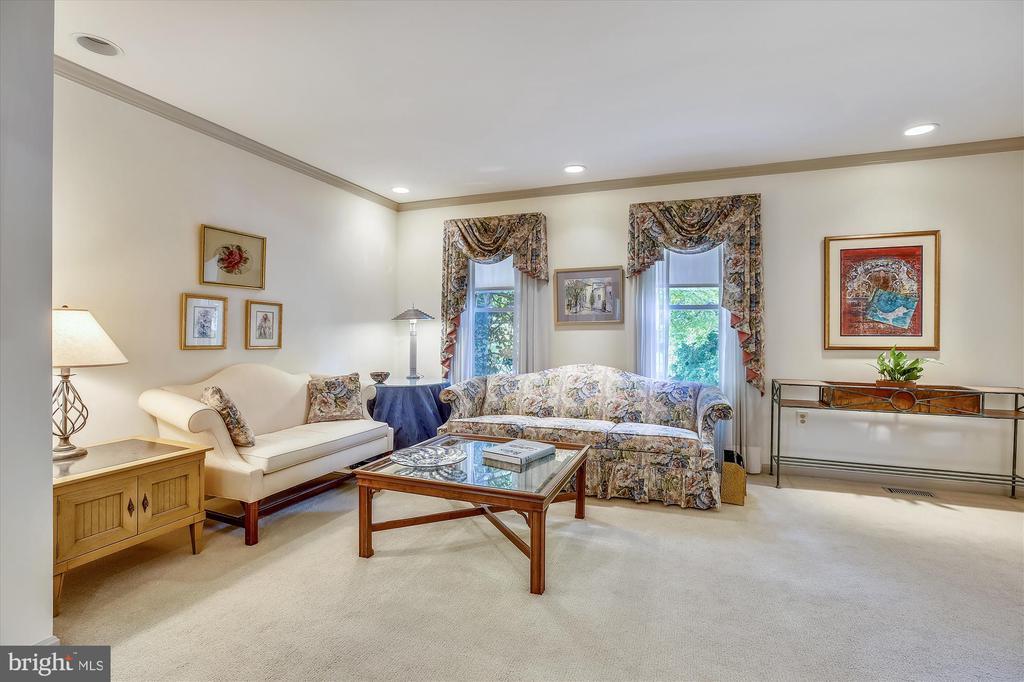 Living Room - 11517 DAFFODIL LN, SILVER SPRING