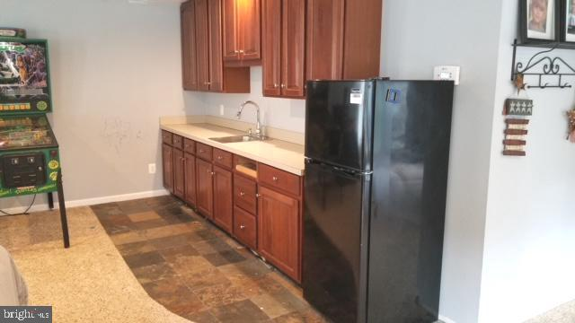 FAMILY ROOM WET BAR - 6808 WOODVILLE RD, MOUNT AIRY