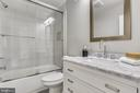 Upper level hall full bath - 1948 SEMINARY RD, SILVER SPRING
