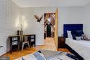 bedroom with secret room! - 2415 BLACK CAP LN, RESTON