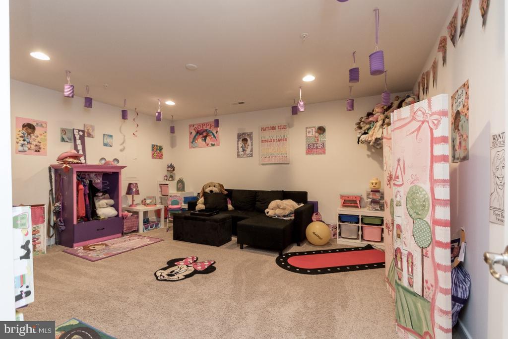 Media room - 16965 TAKEAWAY LN, DUMFRIES