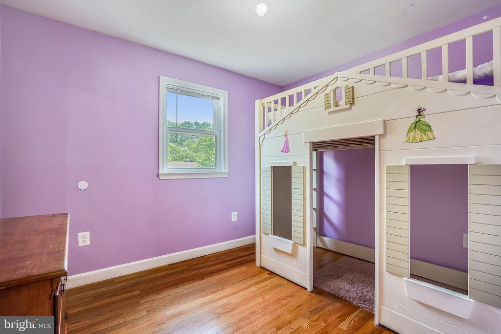 Junior Bedroom #2 upstairs - 111 BAKER ST, MANASSAS PARK