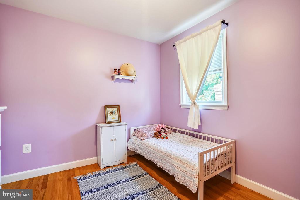Junior Bedroom #3 - 111 BAKER ST, MANASSAS PARK