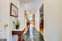 Main Level(ML)- Beautiful marble floors - 607 23RD ST S, ARLINGTON