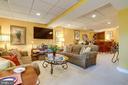 LL-Large Entertaining Space. Family Room/Open Bar - 607 23RD ST S, ARLINGTON