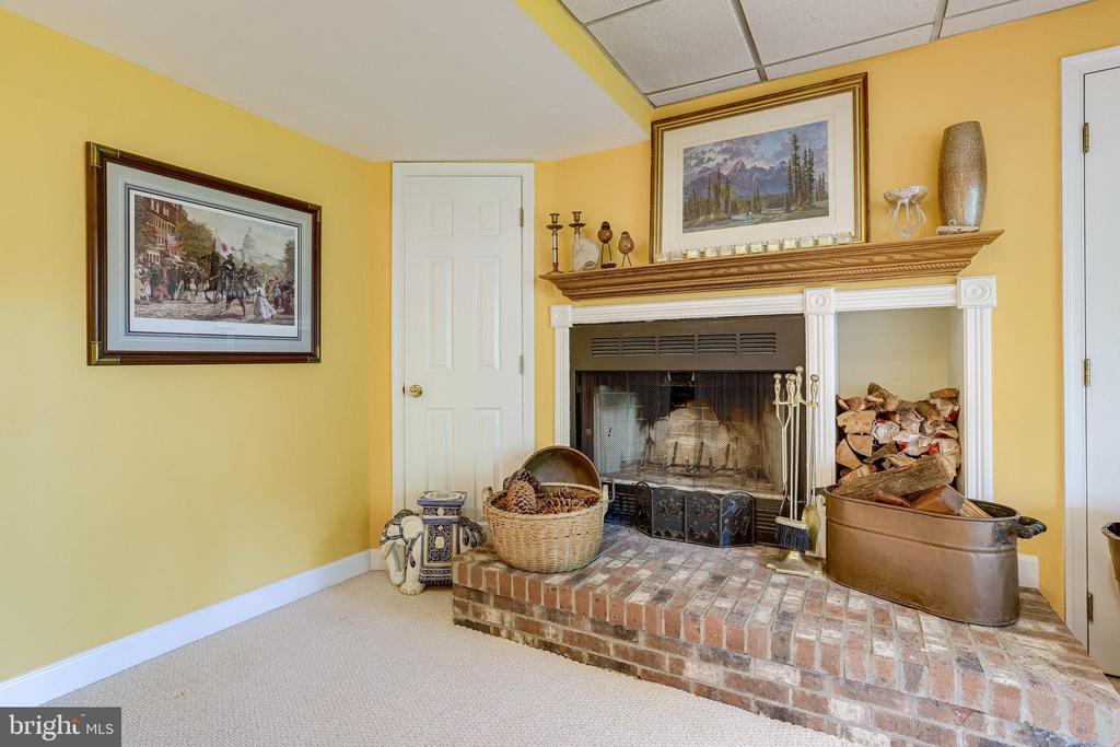 LL - Fireplace - 607 23RD ST S, ARLINGTON