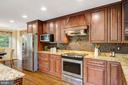 Kitchen - 12805 KAHNS RD, MANASSAS