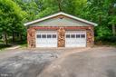 Separate 2 car garage - 12805 KAHNS RD, MANASSAS