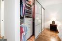Custom Econize Closet System in Primary Bedroom - 11568 LINKS DR, RESTON