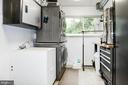 Spacious Laundry Room/Storage Area - 11568 LINKS DR, RESTON