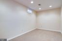 always used as a third bedroom - 6705 WASHINGTON BLVD #G, ARLINGTON
