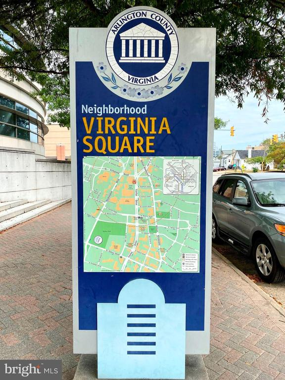 Welcome to the Virginia Square neighborhood - 710 N NELSON ST, ARLINGTON
