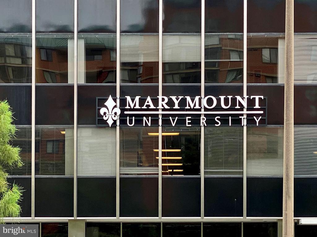Marymount University nearby - 710 N NELSON ST, ARLINGTON
