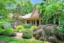 Mature gardens & plantings - 205 PINE VALLEY RD, LOCUST GROVE