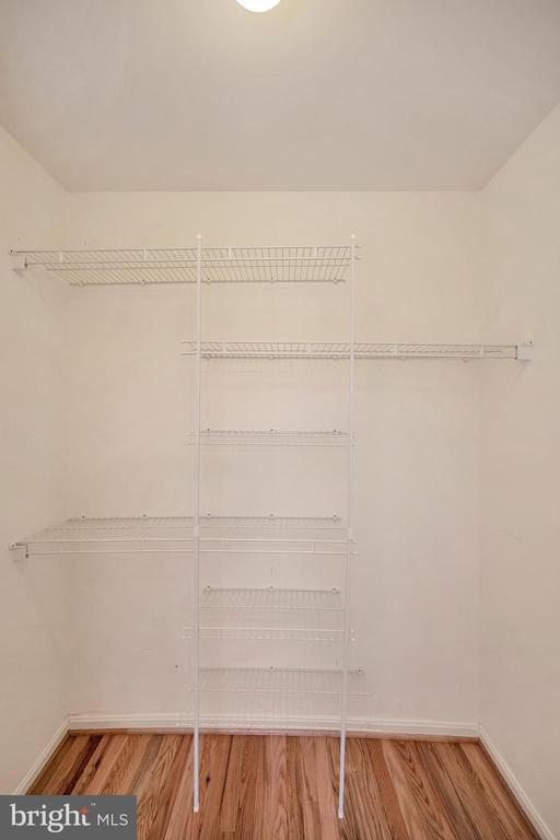 Walk in Closet - 205 PINE VALLEY RD, LOCUST GROVE