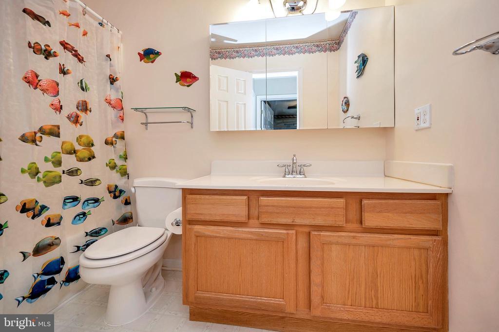 2nd full bathroom - 205 PINE VALLEY RD, LOCUST GROVE