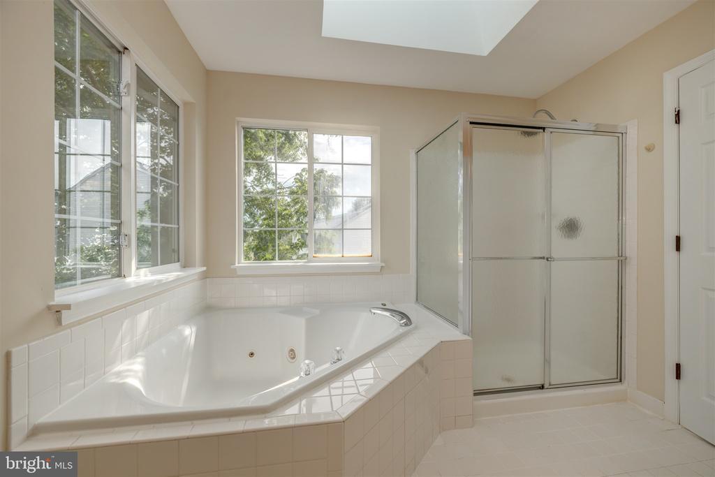 Owner's Bath - 6651 PATENT PARISH LN, ALEXANDRIA