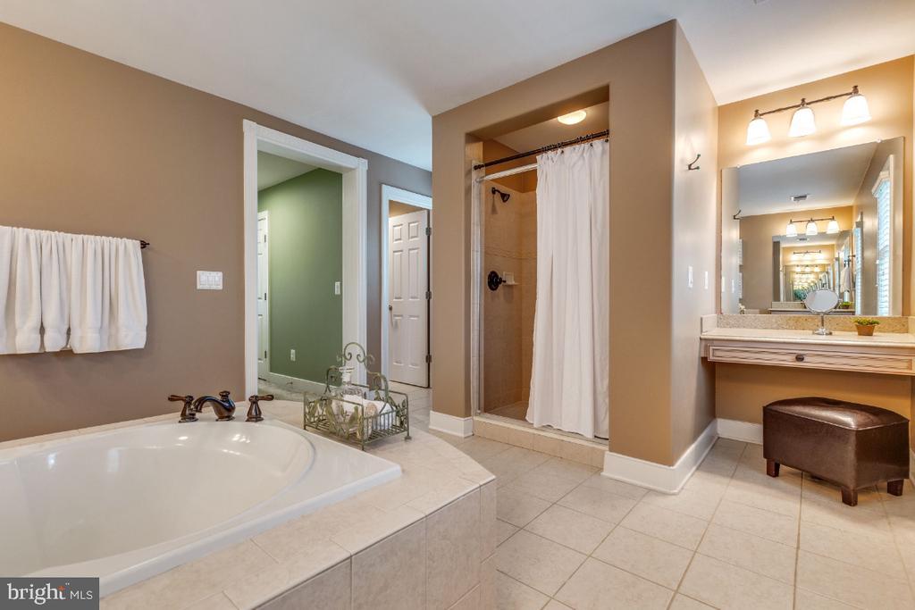 Owners Suite Bathroom - 41873 REDGATE WAY, ASHBURN