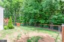 Exterior Rear Fenced In Yard Area - 7 FRANK CT, STAFFORD