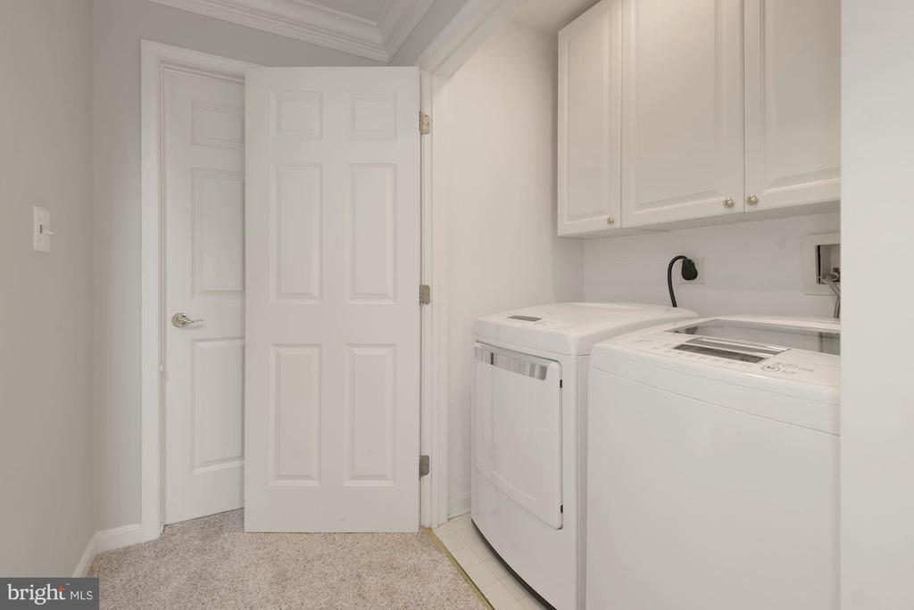 Laundry - 12090 CHANCERY STATION CIR, RESTON