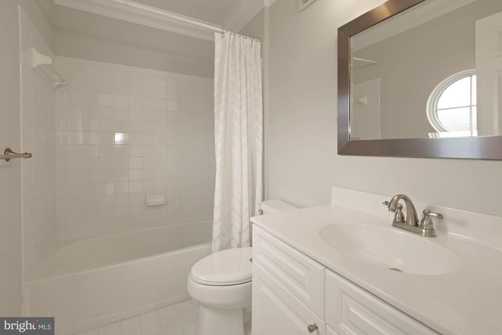 Bedroom #2 Bath - 12090 CHANCERY STATION CIR, RESTON