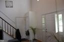 Foyer - 8235 WALNUT RIDGE RD, FAIRFAX STATION