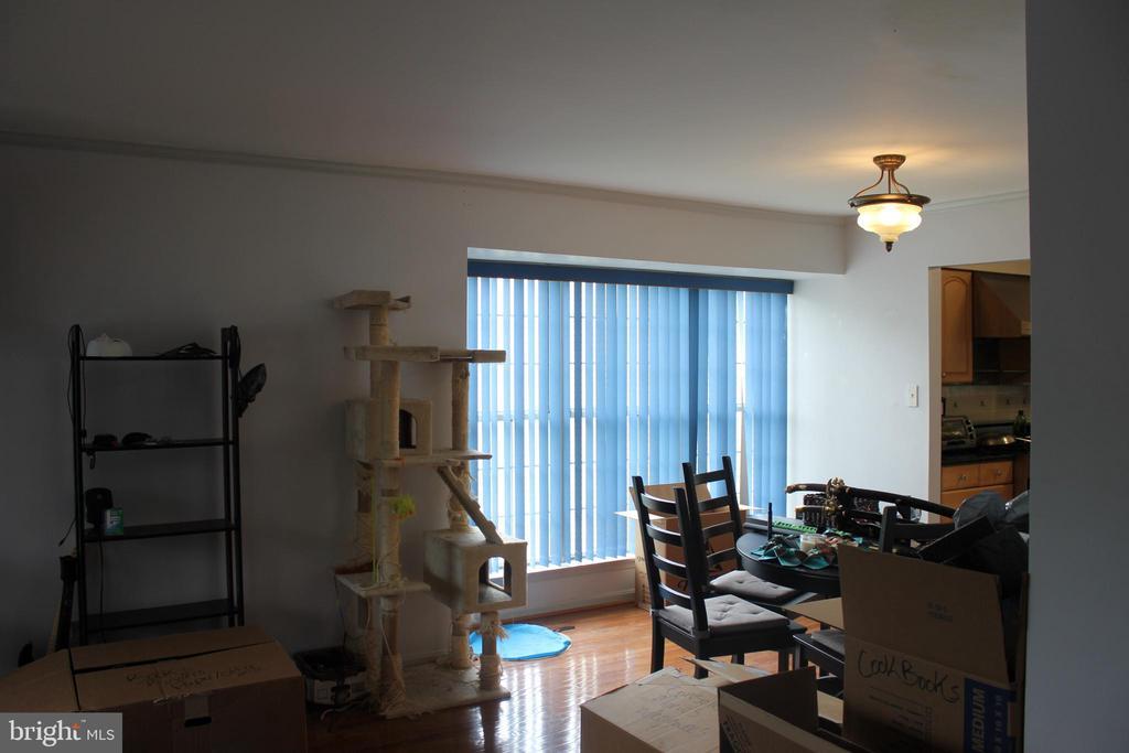 Dining Room - 8235 WALNUT RIDGE RD, FAIRFAX STATION