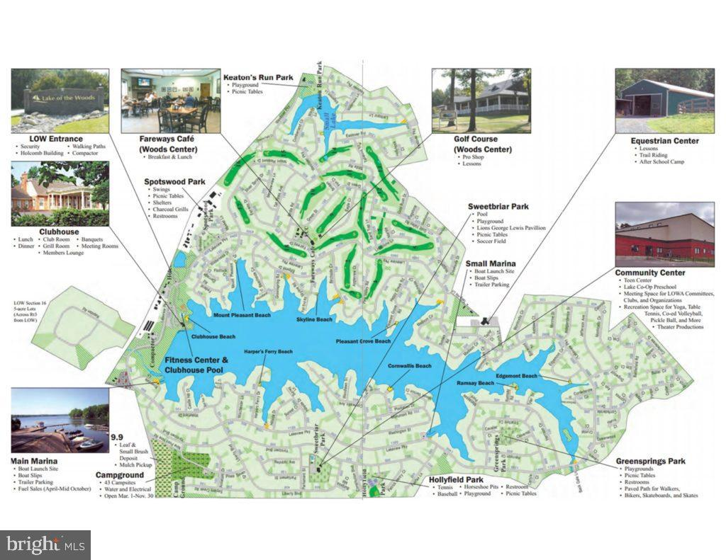 LIfestyle amenities subdivision-Lake of the Woods - 205 PINE VALLEY RD, LOCUST GROVE