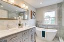 Master bathroom - 728 20TH ST S, ARLINGTON